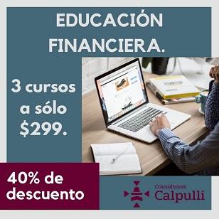 Educación Financiera - 3 cursos en uno