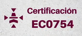 Certificación EC0754